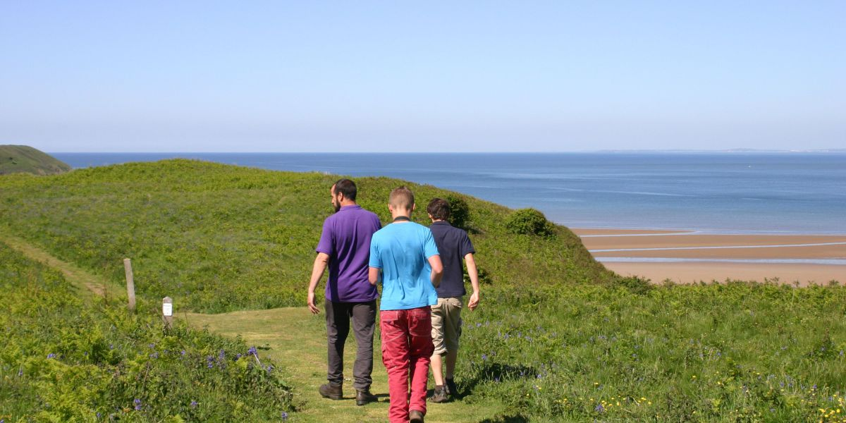 Explore Gower